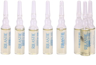 Rilastil Breast Firming Bust and Décolleté Serum In Ampoules