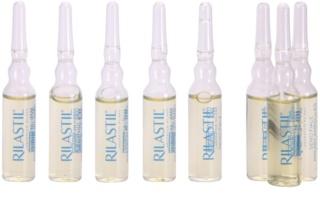 Rilastil Breast feszesítő szérum dekoltázsra és mellekre ampullákban
