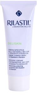 Rilastil Deliskin зволожуючий захисний крем для чутливої шкіри схильної до почервонінь