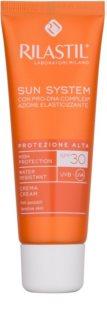 Rilastil Sun System crème protectrice SPF 30