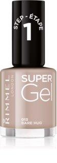 Rimmel Super Gel Step 1 gel lak za nokte bez korištenja UV/LED lampe