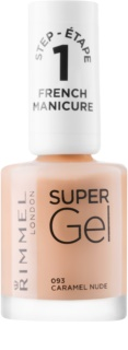 Rimmel Super Gel Step 1 French Manicure Gel Varnish