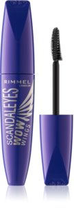 Rimmel ScandalEyes WOW Wings  maskara za volumen in privihanje trepalnic