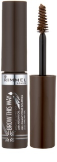 Rimmel Brow This Way gel de styling para cejas