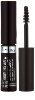 Rimmel Brow This Way gel de styling para sobrancelhas