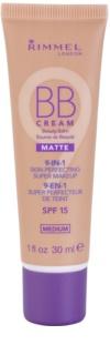 Rimmel Matte BB Cream 9 in 1
