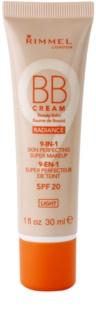 Rimmel Radiance BB krém 9 az 1-ben SPF 20