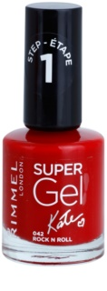 Rimmel Super Gel By Kate Gel-Lack für Fingernägel - keine UV/LED Lampe erforderlich