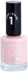 Rimmel Super Gel By Kate esmalte para uñas en gel sin usar lámpara UV/LED