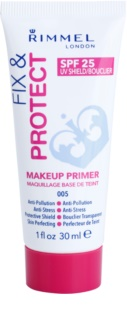 Rimmel Fix & Protect base SPF 25