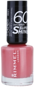 Rimmel 60 Seconds Super Shine лак за нокти
