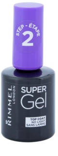 Rimmel Super Gel Step 2 top coat protettivo unghie brillante