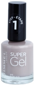 Rimmel Super Gel Step 1 esmalte para uñas en gel sin usar lámpara UV/LED