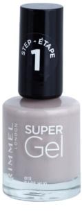Rimmel Super Gel Step 1 esmalte de gel para uñas sin usar lámpara UV/LED