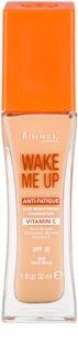 Rimmel Wake Me Up Illuminating Liquid Make - Up SPF 20