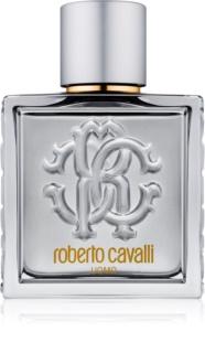 Roberto Cavalli Uomo Silver Essence Eau de Toilette voor Mannen 100 ml