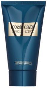 Roberto Cavalli Paradiso Azzurro gel douche pour femme 150 ml