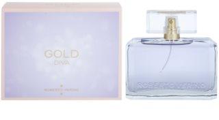 Roberto Verino Gold Diva eau de parfum pour femme 90 ml
