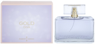 Roberto Verino Gold Diva eau de parfum nőknek 90 ml