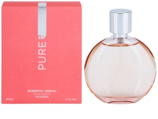 Roberto Verino Pure For Her eau de toilette nőknek 60 ml