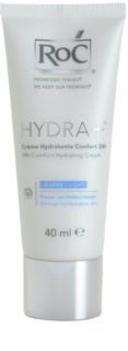 RoC Hydra+ 24h Comfort Hydrating Cream For Normal To Mixed Skin