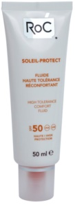 RoC Soleil Protexion+ Protective Fluid for Very Sensitive Skin SPF 50