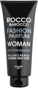 Roccobarocco Fashion Woman gel za prhanje za ženske 400 ml