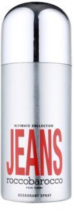 Roccobarocco Jeans Pour Femme Deo-Spray für Damen 150 ml