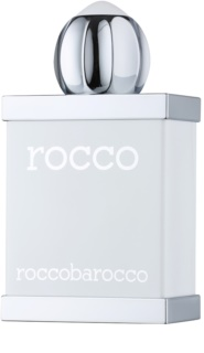 Roccobarocco Rocco White For Men eau de toilette férfiaknak 50 ml