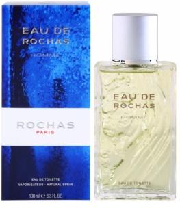 Rochas Eau de Rochas Homme туалетна вода для чоловіків 100 мл