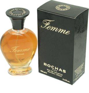 Rochas Femme Eau de Toilette für Damen 100 ml