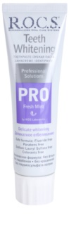 R.O.C.S. PRO Fresh Mint Gentle Whitening Toothpaste