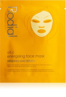 Rodial Vit C Brightening and Revitalising Sheet Mask with Vitamine C