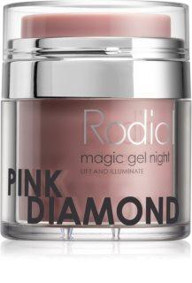 Rodial Pink Diamond τζελ προσώπου νύχτας