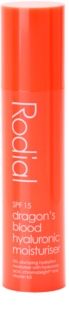 Rodial Dragon's Blood loción hidratante SPF 15