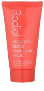 Rodial Dragon's Blood intenzivní vyplňující a hydratační gelová maska na obličej