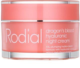 Rodial Dragon's Blood нічний омолоджуючий крем