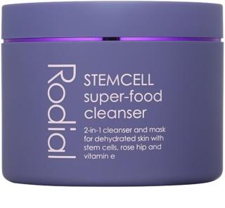 Rodial Stemcell очищуючий крем-маска 2 в 1 для дегідратованої шкіри