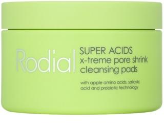Rodial Super Acids очищаючі спонжі для розширених пор