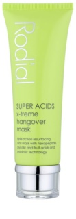 Rodial Super Acids Maske mit Tonmineralien zur Erneuerung der Hautoberfläche