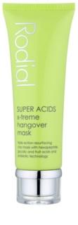 Rodial Super Acids маска з глиною  для відновлення поверхневого шару шкіри