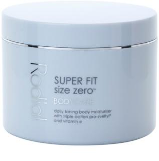 Rodial Super Fit creme corporal hidratante para refirmação de pele