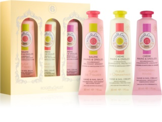 Roger & Gallet Hand Cream Trio coffret II.