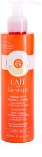 Roger & Gallet Bienfaits hydratační tělové mléko pro suchou a citlivou pokožku