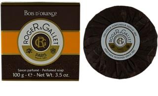 Roger & Gallet Bois d´ Orange jabón sólido en caja