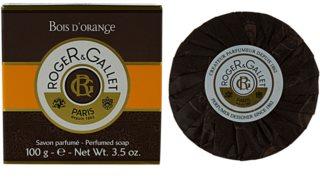 Roger & Gallet Bois d´ Orange tuhé mýdlo v krabičce