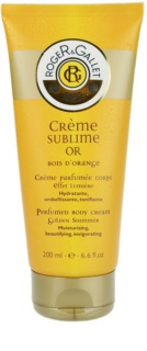 Roger & Gallet Sublime Or krema za telo