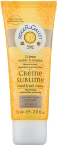 Roger & Gallet Bois d'Orange Sublime krema za ruke i nokte