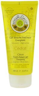 Roger & Gallet Cédrat δροσιστικό τζελ ντους