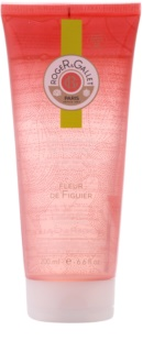 Roger & Gallet Fleur de Figuier χαλαρωτικό τζελ για ντους